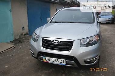 Hyundai Santa FE 2012 в Лутугине