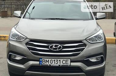 Hyundai Santa FE 2016 в Сумах