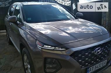 Hyundai Santa FE 2018 в Ивано-Франковске
