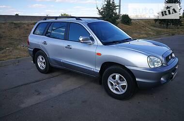 Hyundai Santa FE 2002 в Виннице