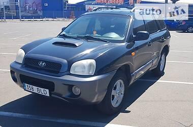 Hyundai Santa FE 2003 в Одессе