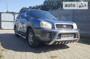 Hyundai Santa FE 2001 в Черкассах