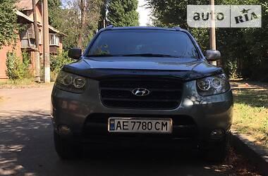 Hyundai Santa FE 2007 в Кривом Роге