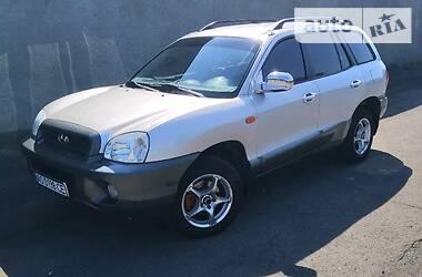 Hyundai Santa FE 2001 в Ужгороде