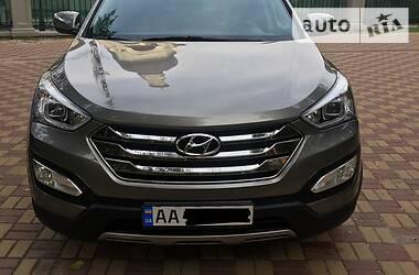 Позашляховик / Кросовер Hyundai Santa FE 2015 в Києві