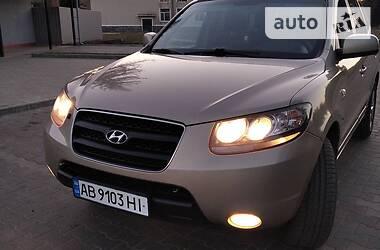 Hyundai Santa FE 2007 в Тульчине