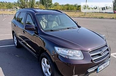 Hyundai Santa FE 2008 в Кривом Роге
