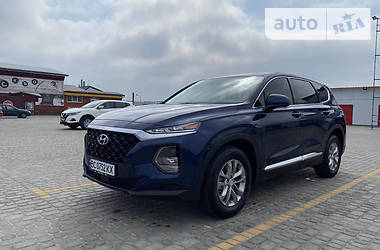 Hyundai Santa FE 2019 в Львове
