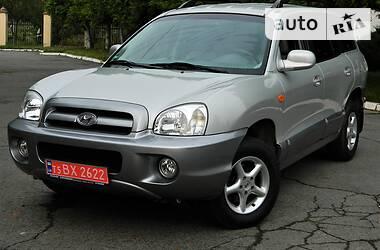 Hyundai Santa FE 2006 в Ровно
