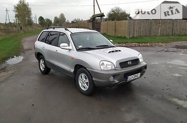 Hyundai Santa FE 2001 в Вараше