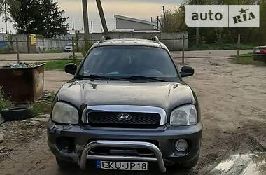 Hyundai Santa FE 2002 в Бердичеве