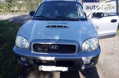 Hyundai Santa FE 2002 в Самборе