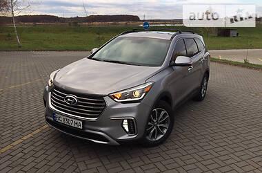 Hyundai Santa FE 2016 в Дрогобыче