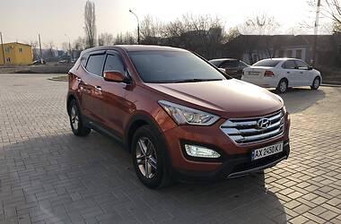 Внедорожник / Кроссовер Hyundai Santa FE 2016 в Николаеве