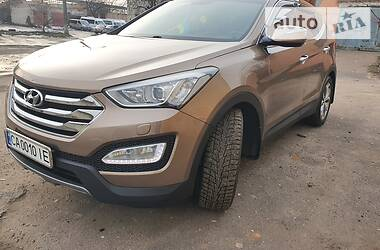 Позашляховик / Кросовер Hyundai Santa FE 2013 в Черкасах