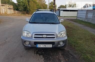 Hyundai Santa FE 2005 в Харькове