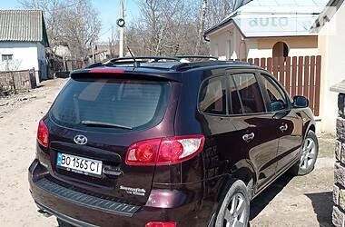 Hyundai Santa FE 2006 в Шумске