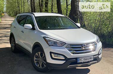 Хетчбек Hyundai Santa FE 2014 в Львові
