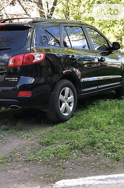 Позашляховик / Кросовер Hyundai Santa FE 2008 в Дніпрі