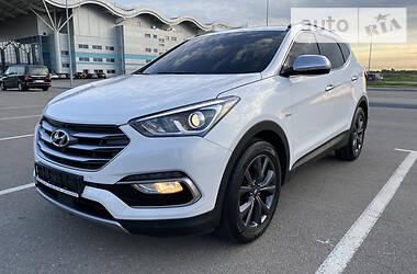 Позашляховик / Кросовер Hyundai Santa FE 2016 в Одесі