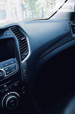 Внедорожник / Кроссовер Hyundai Santa FE 2013 в Чернигове