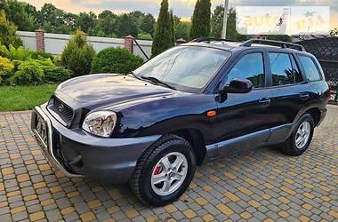 Позашляховик / Кросовер Hyundai Santa FE 2003 в Калуші