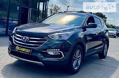 Позашляховик / Кросовер Hyundai Santa FE 2016 в Львові