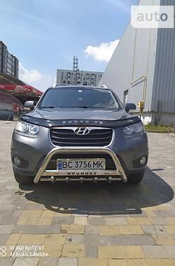Позашляховик / Кросовер Hyundai Santa FE 2011 в Львові