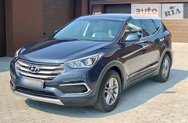 Позашляховик / Кросовер Hyundai Santa FE 2017 в Дніпрі