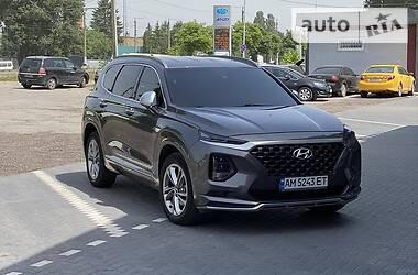 Позашляховик / Кросовер Hyundai Santa FE 2018 в Житомирі