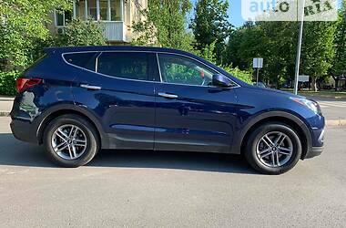 Позашляховик / Кросовер Hyundai Santa FE 2018 в Вінниці