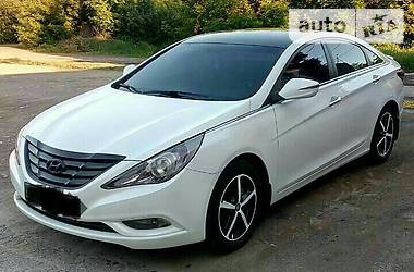 Hyundai Sonata 2010 в Донецке