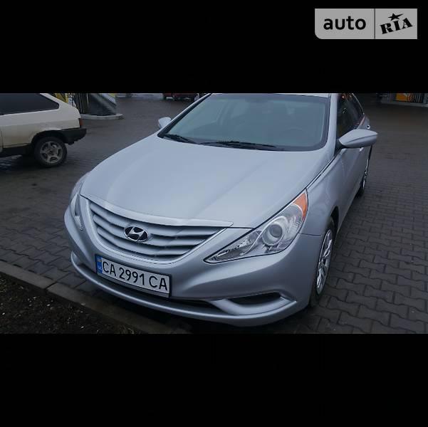 Hyundai Sonata 2012 года