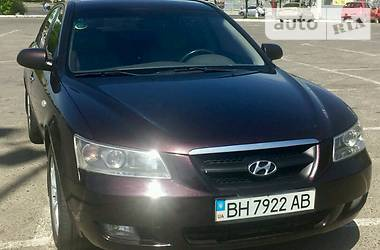 Hyundai Sonata 2007 в Одессе
