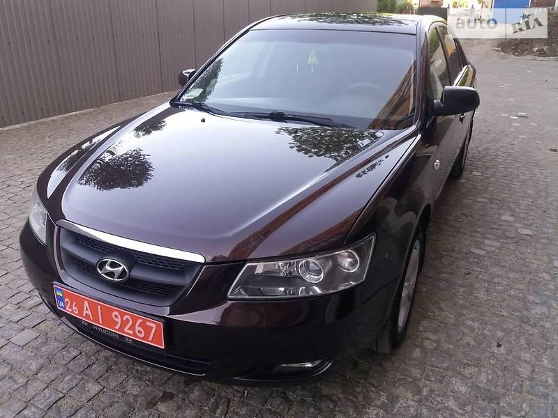 Hyundai Sonata 2008 в Черновцах