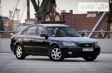 Hyundai Sonata 2007 в Луцке