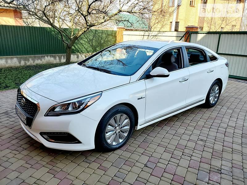 Унiверсал Hyundai Sonata 2017 в Вінниці
