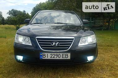 Hyundai Sonata 2009 в Киеве