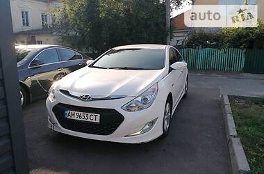 Hyundai Sonata 2014 в Житомире
