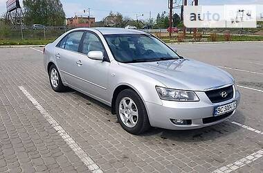 Hyundai Sonata 2006 в Львове