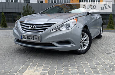 Hyundai Sonata 2010 в Виннице