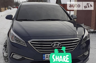 Hyundai Sonata 2016 в Житомире