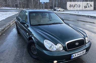 Hyundai Sonata 2003 в Киеве