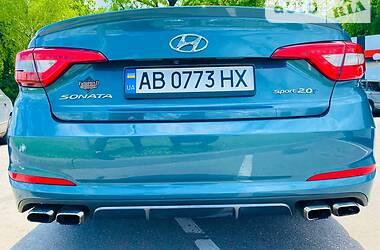 Седан Hyundai Sonata 2014 в Виннице