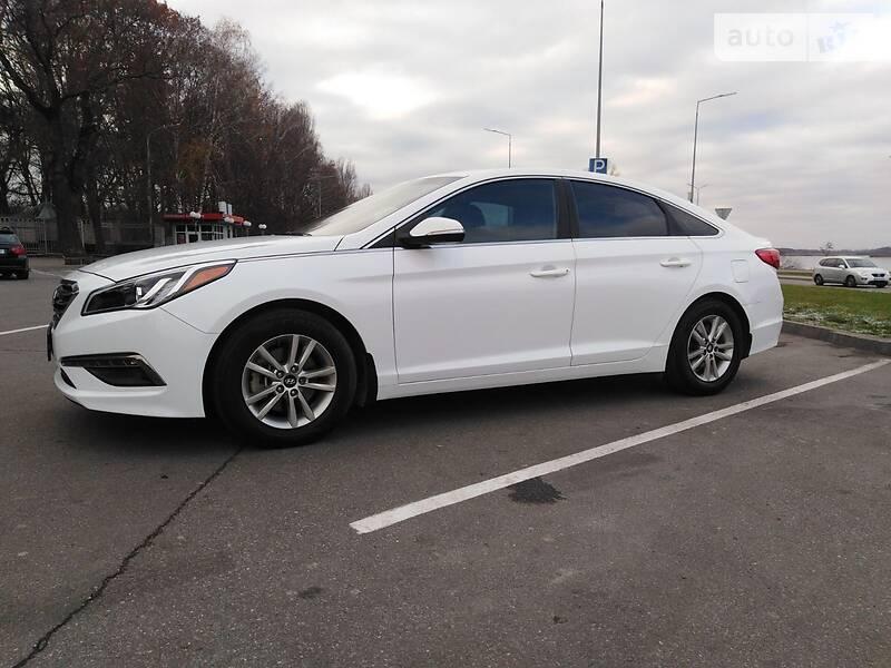 Седан Hyundai Sonata 2015 в Виннице