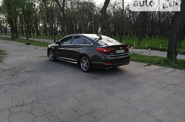 Седан Hyundai Sonata 2014 в Павлограді