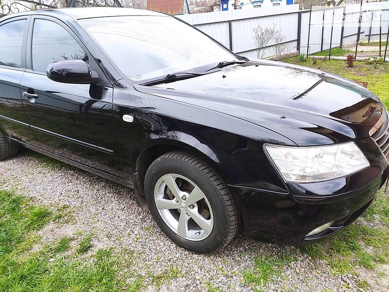 Седан Hyundai Sonata 2009 в Миргороді