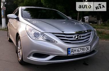 Седан Hyundai Sonata 2013 в Краматорську