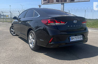 Седан Hyundai Sonata 2017 в Одессе