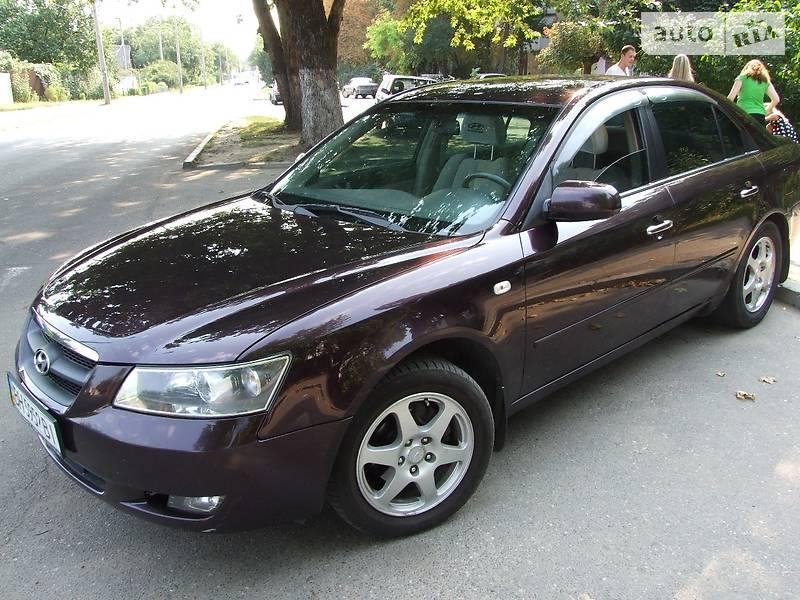 Hyundai Sonata 2005 в Одессе